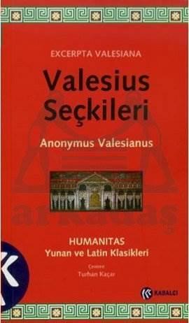 Valesius Seçkileri