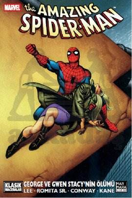 The Amazing Spider-Man George ve Gwen Stacy'nin Ölümü
