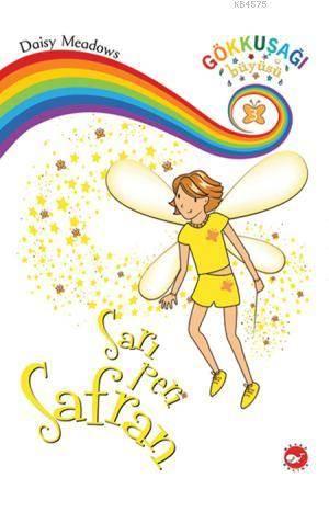 Sarı Peri Safran; Gökkuşağı Büyüsü 3