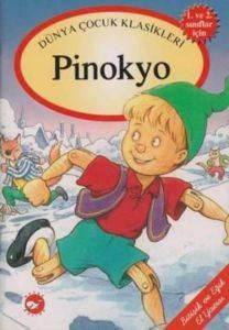 Bitişik El Yazılı Masallar-Pinokyo