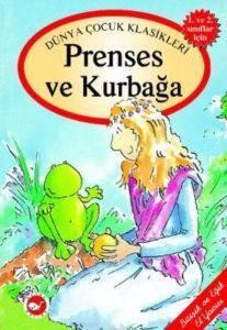 Bitişik El Yazılı Masallar-Prenses ve Kurbağa