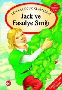 Bitişik El Yazılı Masallar-Jack ve Fasulye Sırığı
