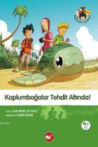 Doğadostu Kardeşler-2: Kaplumbağalar Tehdit Altında!