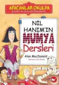 Afacanlar Okulda - Nil Hanım'ın Mumya Dersleri