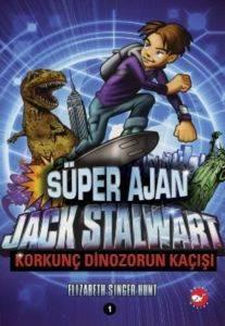 Süper Ajan Jack Stalwart 1- Korkunç Dinazorun Kaçışı