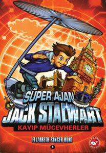 Süper Ajan Jack Stalwart 4- Kayıp Mücevherler