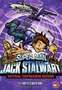 Süper Ajan Jack Stalwart 5- Kutsal Tapınağın Gizemi