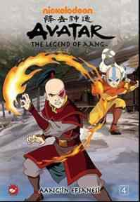 Avatar/Aang'ın Efsanesi Bölüm 4