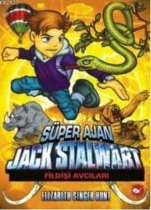 Süper Ajan jack 6 Fildişi Avcıları