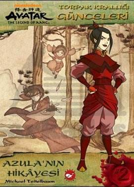 Avatar Toprak Krallığı - Azula'nın Hikayesi