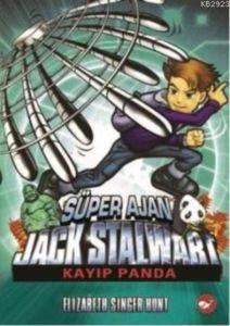 Süper Ajan Jack StalWart 7- Kayıp Panda