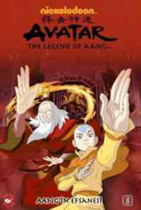 Avatar- The Legend of Aang 8