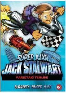 Süper Ajan Jack Stalwart 8- Yarıştaki Tehlike