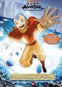 Avatar Etkinlik Kitabı Hava Gücü Adına