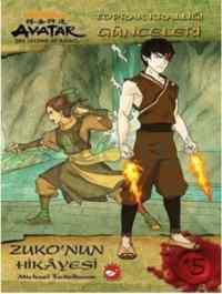 Avatar Toprak Krallığı Günceleri 5 - Zuko'nun Hikayesi