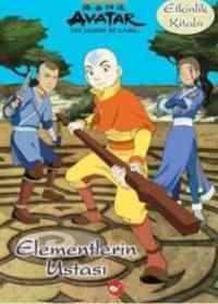 Avatar Etkinlik Kitabı - Elementlerin Ustası