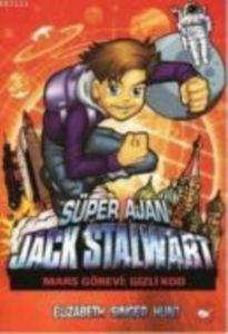 Süper Ajan Jack Stalwart 9- Mars Görevi:Gizli Kod