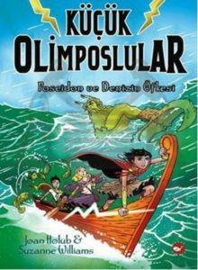 Küçük Olimposlular-2: Poseidon ve Denizin Öfkesi