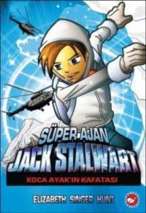 Süper Ajan Jack Stalwart 13- Koca Ayak'ın Kafatası