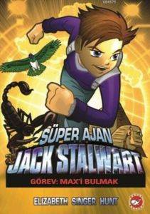 Süper Ajan Jack Stalmart 14- Görev Max' i Bulmak