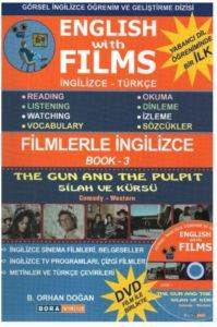 English With Films 3/Filmlerle İngilizce-3 Kitap+DVD