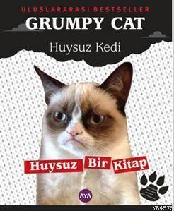 Grumpy Cat-Huysuz Kedi