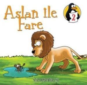 Değerler Eğitimi Öyküleri 2: Aslan ile Fare - Yardımseverlik