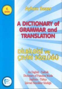 A Dictıonary Of Grammar and Translation