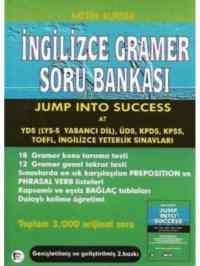 İngilizce Gramer Soru Bankası (YDS, LYS 5, ÜDS, KPDS, KPSS, TOEFL, İngilizce Yeterlilik)