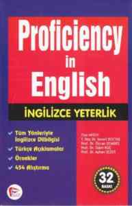 Proficiency in English (İngilizce Yeterlik)