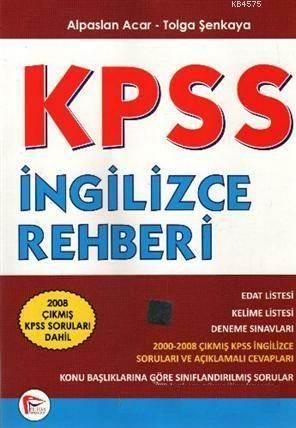 KPSS İngilizce Rehberi