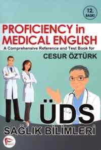 Profıcıency in Medıcal Englısh ÜDS Sağlık Bilimleri