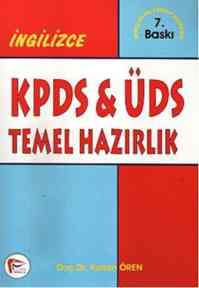 İngilizce KPDS & ÜDS Temel Hazırlık