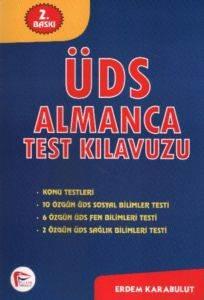 Üds Almanca test kılavuzu