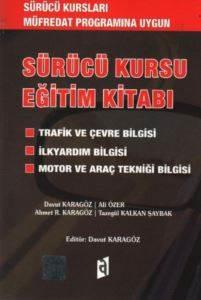 Sürücü Kursu Eğitim Kitabı