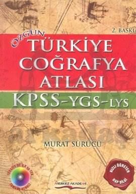 Kpss Türkiye Coğrafya Atlası Toprak Durumu