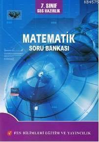 7. Sınıf Sbs Hazırlık| Matematik; Soru Bankası
