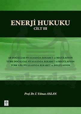Enerji Hukuku-Cilt-3