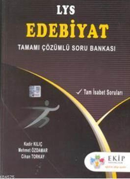 LYS Edebiyat Tamamı Çözümlü Soru Bankası