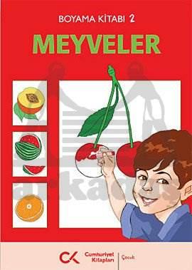 Boyama Kitabi / Meyveler