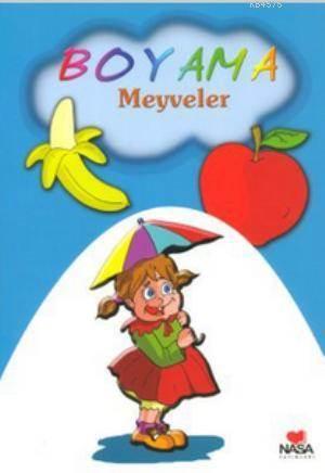 Boyama: Meyveler