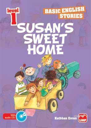 Susan's Sweet Home (Basic English Stories)