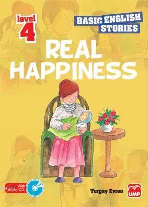 Real Happıness (Basıc Englısh Storıes)