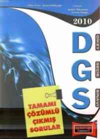Yargı DGS Tamamı Çözümlü Ç.S. (2010)