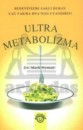 Ultrametabolizma Otomatik Kilo Kaybetme Programı (Ciltli)