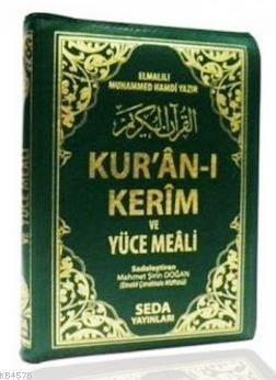 Bilgisayar Hatlı Kur'an-ı Kerim ve Yüce Meali (Cep Boy, Kılıflı, Kod: 146)