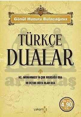 Türkçe Dualar Hz. Muhammed'in Çok Okuduğu Dua 99 Derde Deva Olan Dua