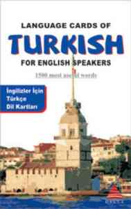 İngilizler İçin Türkçe Dil Kartları