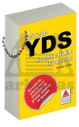 İngilizce YDS Stratejiler&İpuçları