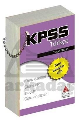 Kpss Türkçe Strate ...